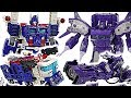 Transformers Generations War For Cybertron Siege Ultra Magnus VS Shockwave DuDuPopTOY
