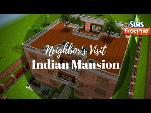 Indian Mansion By Harendra Singh | Sims FreePlay