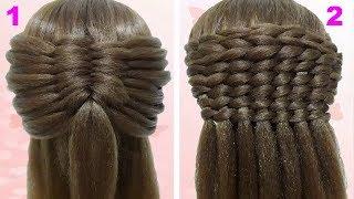 Como Hacer Peinados Faciles Y Rapidos Para El Verano Con Colores
