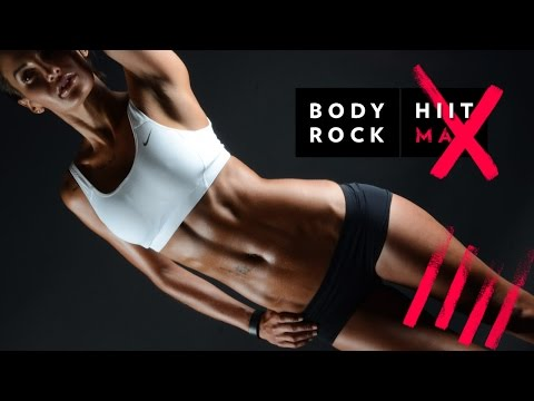 BodyRock HiitMax | Workout 20 - Solid Abs - Full Workout