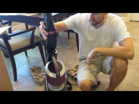 BISSELL 9595A Vacuum with OnePass - Unboxing and Review