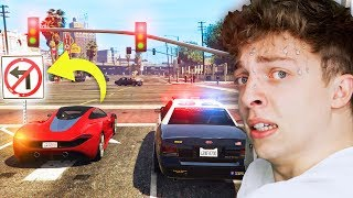 Download Attempting GTA 5 without BREAKING ANY LAWS! Video