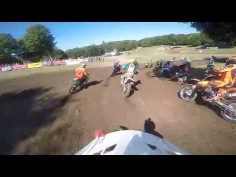 Unadilla U2 New York State Championships   250 Novice (C)   Moto 1   9/4/2016