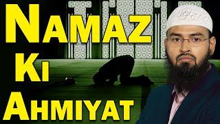 Namaz Ki Ahmiyat (Complete Lecture) By Adv. Faiz Syed