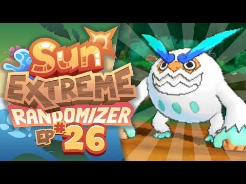 DO YOU SEE WHAT I JUST FOUND... - Pokemon Sun Extreme Randomizer (Episode 26)