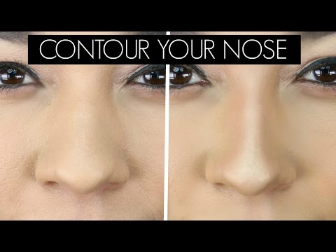 How to Contour Your Nose | Make Your Nose Look Smaller