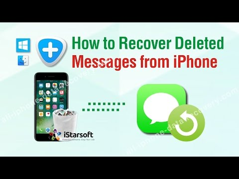 Recover Deleted Texts - How to Recover Deleted Messages from iPhone