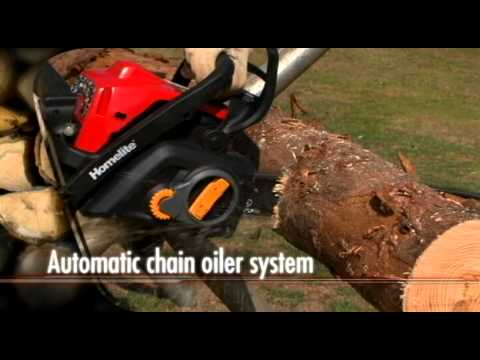 Homelite 16 In. Gas Chain Saw (UT10560)