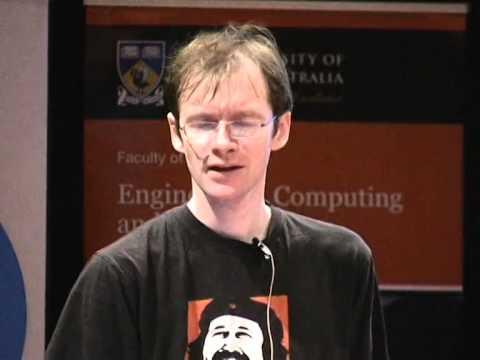 Third Official keynote Matthew Garrett for LCA2014 [linux.conf.au 2014]