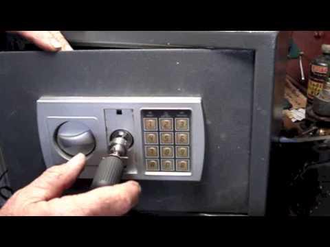 7 pin Safe Tubular Lock picked.