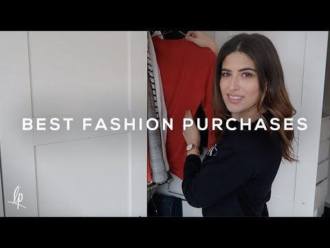 MY BEST FASHION PURCHASES | Lily Pebbles