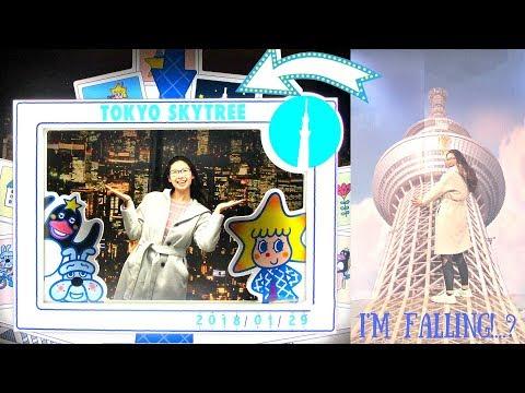Tokyo Skytree Travel Diary | LifeofAlyssha