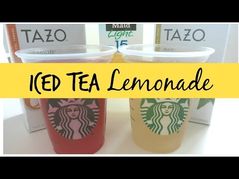Iced Tea Lemonade || I Like DIY Projects