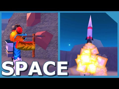 NEW MINING IN SPACE SIMULATOR - ROBLOX SPACE MINING TYCOON