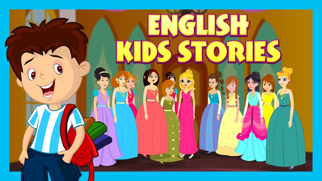 English Kids Stories - Tia and Tofu English Storytelling || English Story Series - Animated Stories