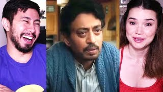 PUZZLE | Irrfan Khan | Kelly MacDonald | Trailer Reaction!