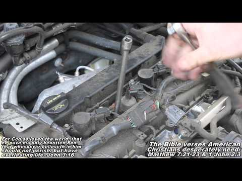 Spark Plug & Coil Over Plugs Remove & Replace