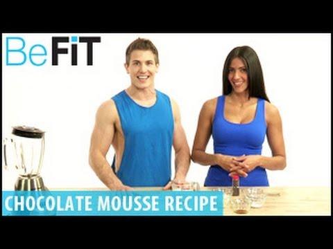 Low-Carb Chocolate Mousse Recipe: Scott Herman & Erica Stibich