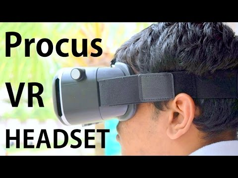 Procus VR headset Review