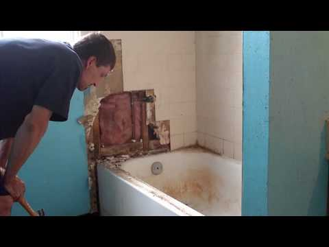 How To: Remodeling Bathroom 1