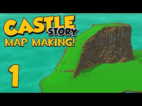 Castle Story Map Making - Part 1 - Learning As We Go!