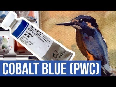 Cobalt Blue - ShinHan PWC | The Paint Show 25