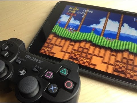 Controllers for All: Real PS3 controller support on the iPad, iPhone, and iPod touch!