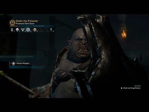 Middle Earth Shadow Of War Part 4