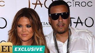 EXCLUSIVE: French Montana Says Ex Khloe Kardashian Handled NBA Finals Criticism