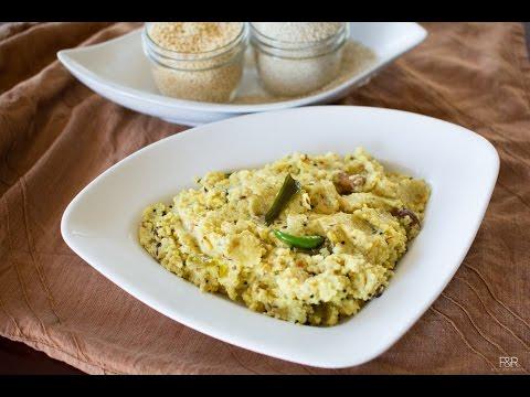Millet pongal  | Saame akki  Pongal | Toddler breakfast