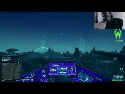 Let's Stream! - PlanetSide 2 - Flying Lessons