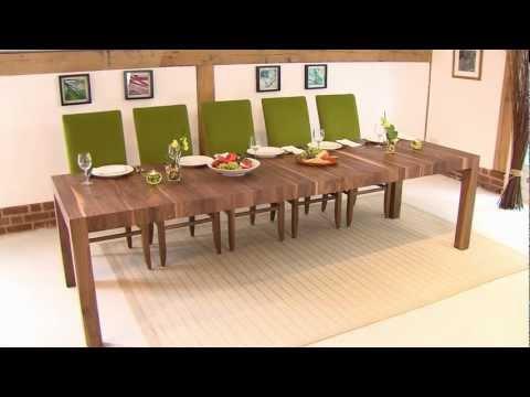 Rectangular Extending Table