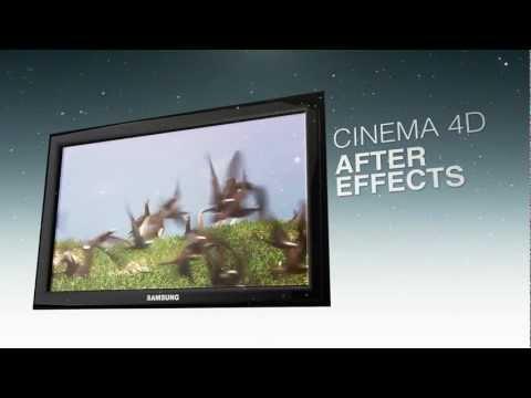 LCD TV (tutorial by greyscalegorilla)