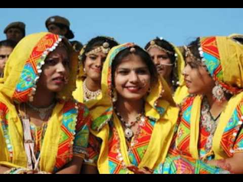 Indian traditional dresses - state wise dress - indian culture