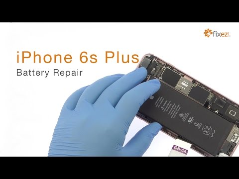 How to replace your battery: iPhone 6s Plus