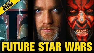 The Future Of Star Wars Is The Past
