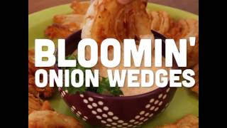 How to Make Bloomin Onion Wedges