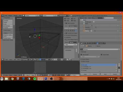 Using The Arma Toolbox For Blender - DayZ Standalone