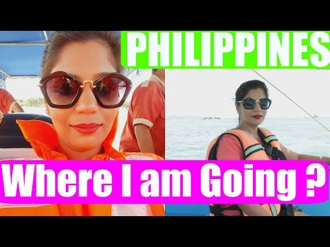 Don't Know Where I am Going | Mandarin Island Hotel Boracay 2016 Philippines | SuperPrincessjo