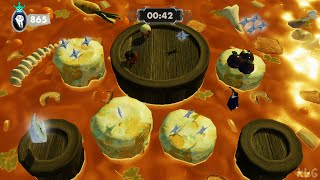 The Addams Family: Mansion Mayhem - Sword Play Scramble (Mini Games) - Gameplay (PC UHD) [4K60FPS]