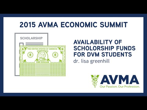Availability of Scholarship Funds for DVM Students
