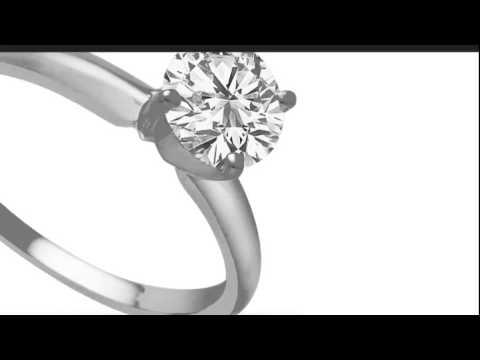 1ct Diamond VS Clarity Enhanced Engagement Ring - SuperJeweler.com