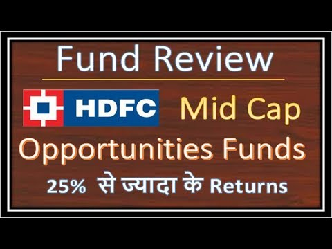 Mutual Fund Review : HDFC Mid Cap Opportunities Fund | Should You Invest In It ? Mid Cap Fund 2018.