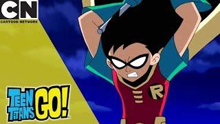 Teen Titans Go! | TOP 7 Animation Styles | Cartoon Network
