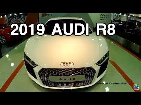 NEW 2019 Audi R8 V10 Plus