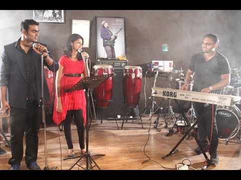 Benjamming Cafe Feat Reshma Ragevndra ( Idea Star singer fame )