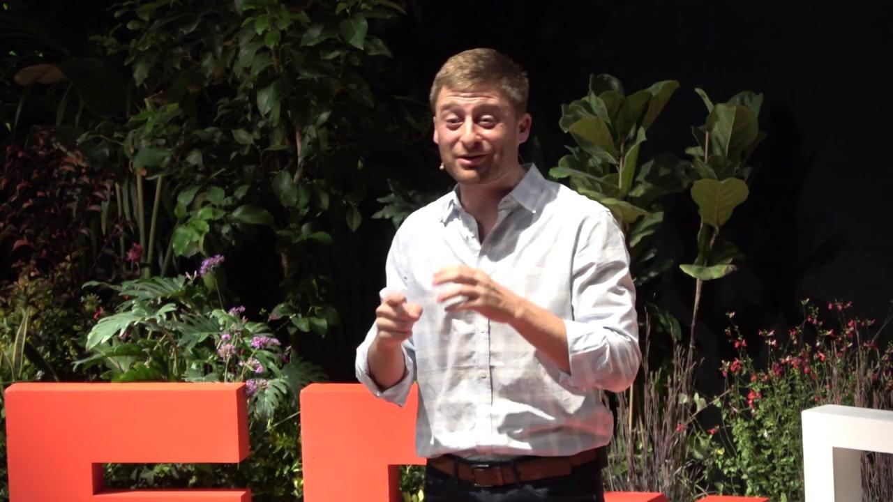 Change Your Breath, Change Your Life | Lucas Rockwood | TEDxBarcelona