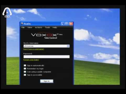 Aldea 2.0: Voxox