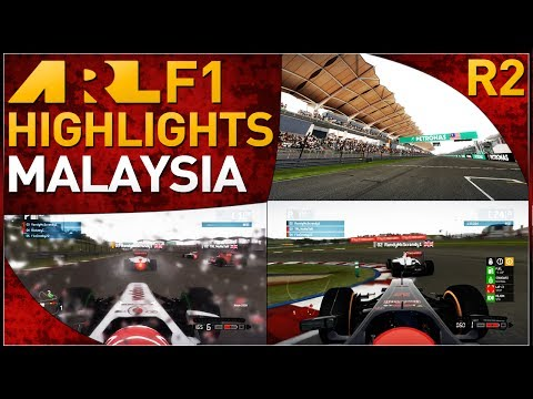 F1 2013 | ARL F1: S7 Round 2 - Malaysia Grand Prix (Official Highlights)