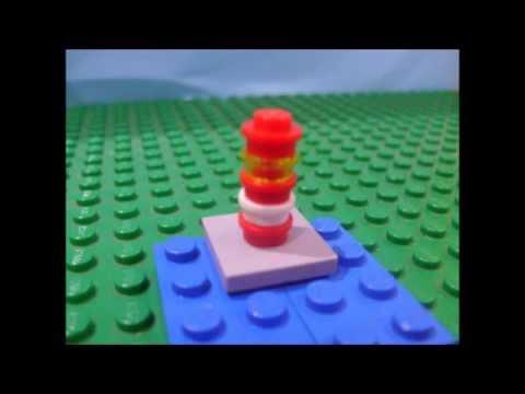 How To Build A Mini Lego Lighthouse